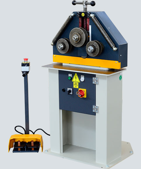 PK 30 Hidrolik Boru ve Profil Kıvırma, Hydraulic Profile and Pipe Bending