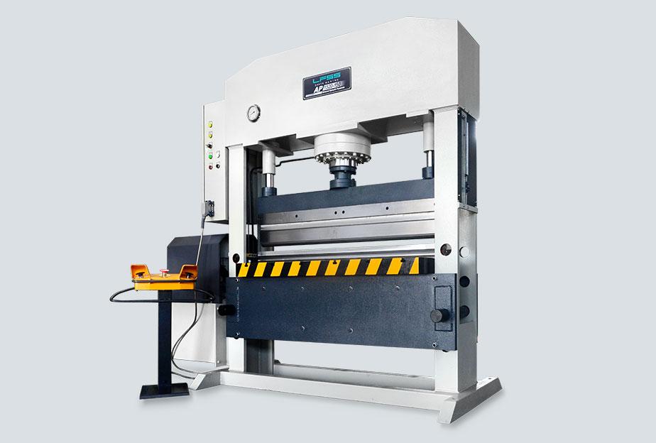 AP Abkant Tipi Hidrolik Doğrultma Presleri, Garage Type Press Brakes Hydraulic Straightening Presses Teknik