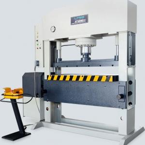 AT Üniversal T-Kanallı Hidrolik Doğrultma Presleri, Universal T-Slot Hydraulic Straightening Presses Teknik