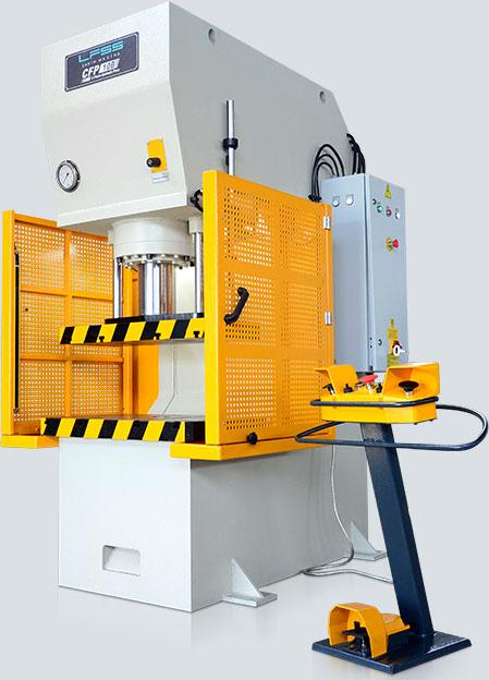 CFP-S H Tipi Pres Hidrolik Doğrultma Presleri, Hydraulic Straightening Presses Teknik