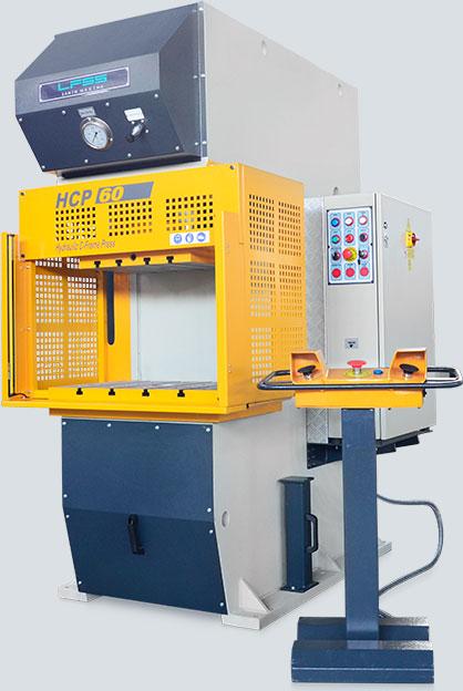 HCP C Tipi Pres Hidrolik Doğrultma Presleri, Hydraulic Straightening Presses Teknik