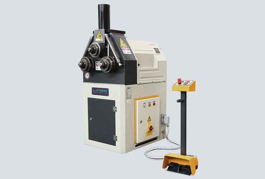 HPK 50 Hidrolik Boru ve Profil Kıvırma, Hydraulic Profile and Pipe Bending