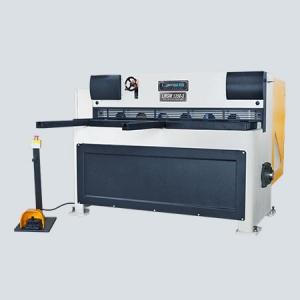 LRGM Redüktörlü Giyotin, Makas Mechanical Guillotine Shear