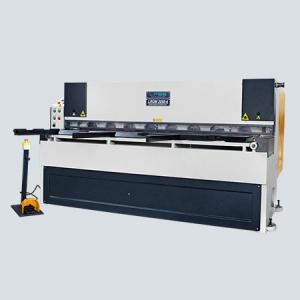 LRGM Redüktörlü Giyotin, Makas 4mm, Mechanical Guillotine Shear 4mm