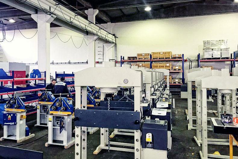 LFSS SAHIN - Production Area